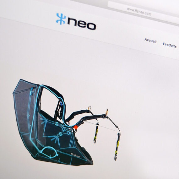 Nanofactory collectif en communication Neo Parapente